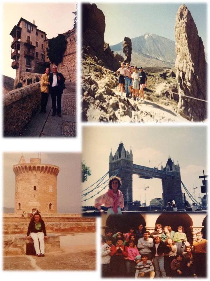 Me gusta viajar