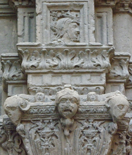 Detalle Catedral de Murcia