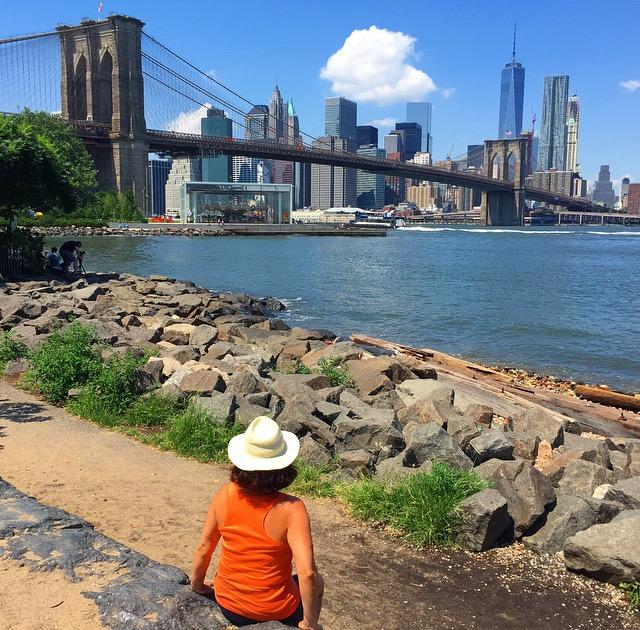 Manhattan desde Dumbo