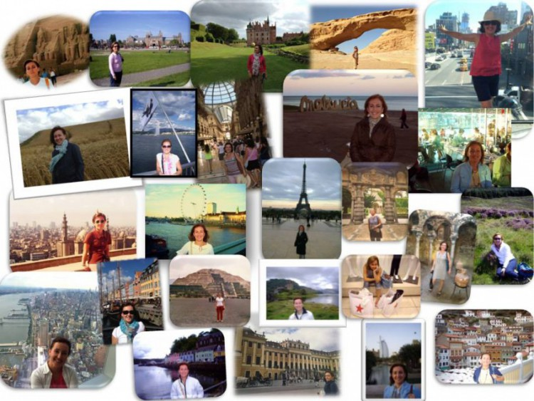 Fotos de viajes Ars viajandi