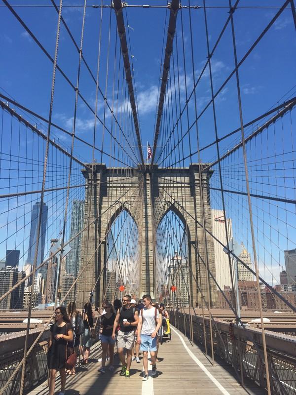Brooklyn Bridge 17