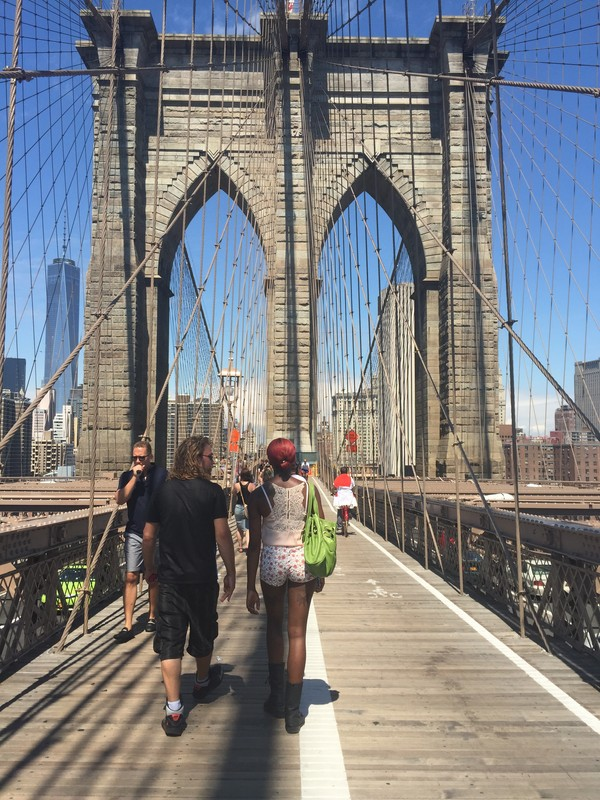 Brooklyn Bridge 18