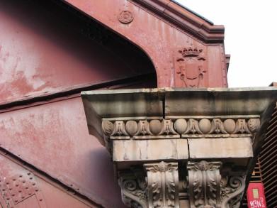 Columna de la Estación de Atocha