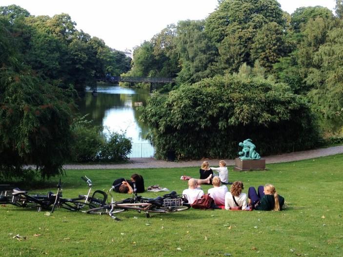 Jardines de Copenhague