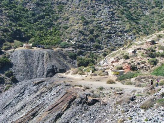 Paisaje minero Calblanque