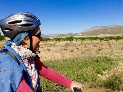 Hacienda del Carche ruta bici