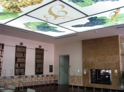 Hacienda del Carche sala aromas