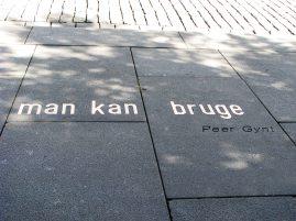 ruta Henry Ibsen, Oslo