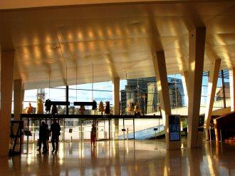 Interior de la Opera