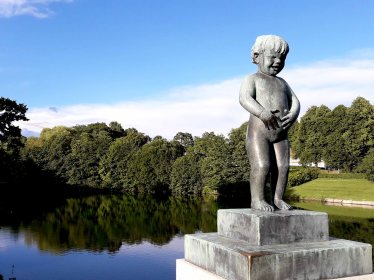 Parque Vigeland 3