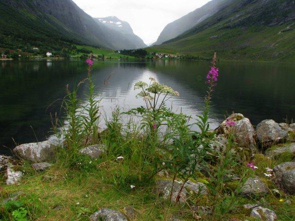 Ruta a Bergen