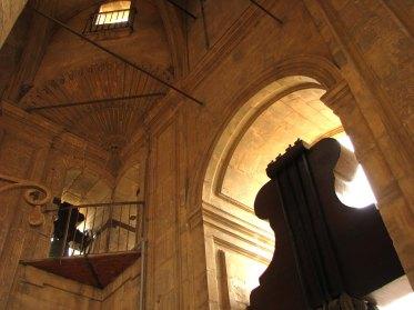 Cuerpo de campanas torre Murcia