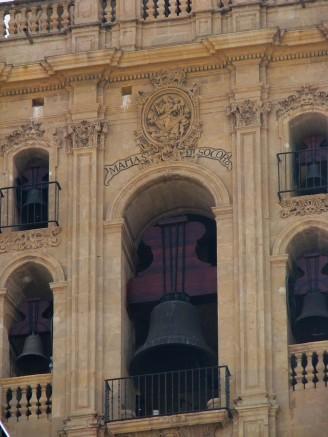 Campanas de la Torre campanario de la Catedral de Murcia