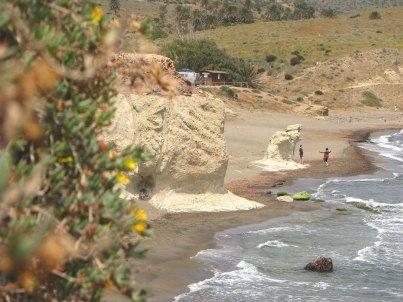 Playa de la Isleta del Moro
