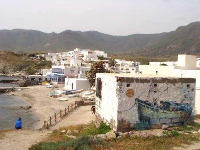 Pueblo de la Isleta del Moro