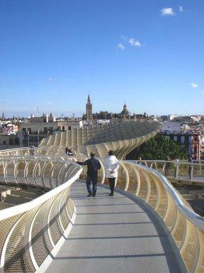 Las Setas - Sevilla