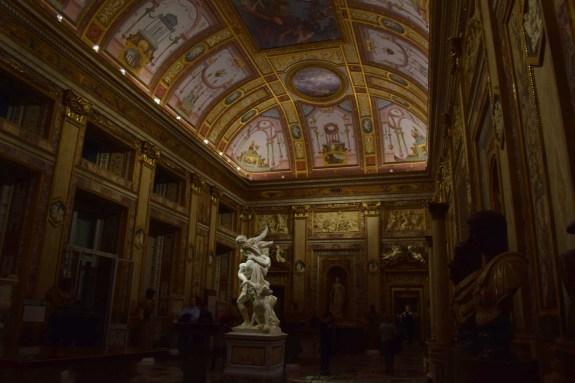 Bernini - Palacio Borghese